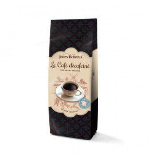 Le café rare décaféiné